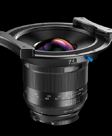 Irix announces 100mm filter system for wide angle lenses