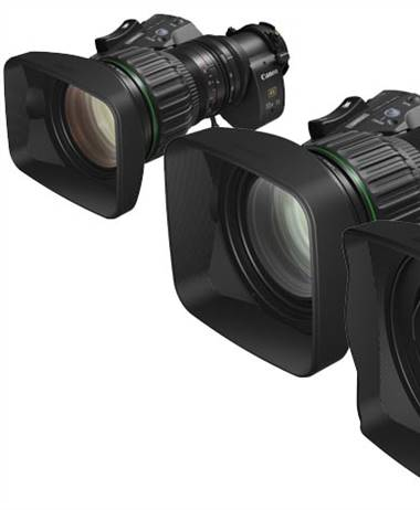 Canon Introduces New UHDgc Series of 2/3-Inch Portable Zoom Lenses for...