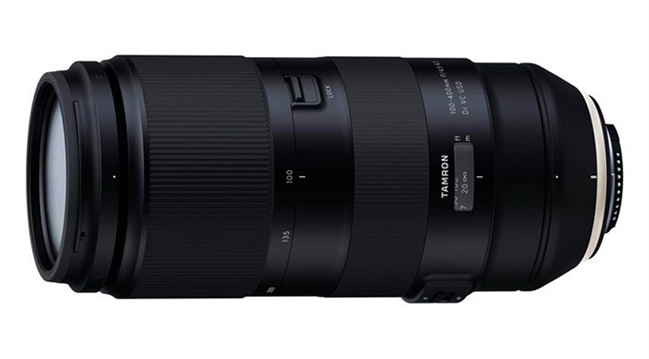 Tamron 100-400 4.5-6.3 available on October 26?