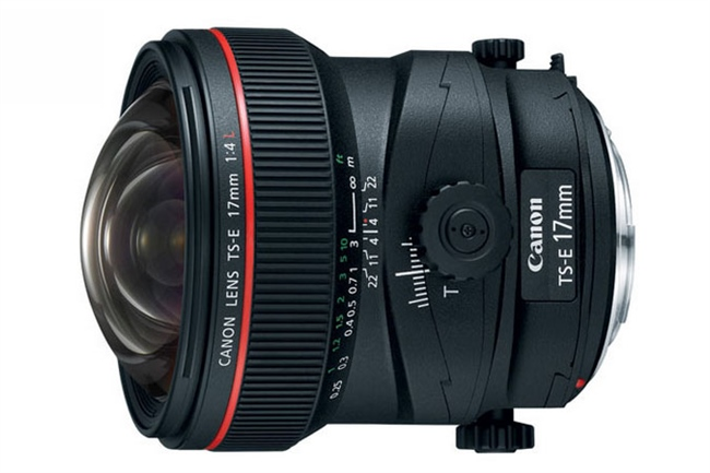 New Rumor: Update to the TS-E 17mm rumored
