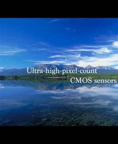 Canon CMOS Sensor Technology video