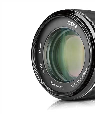 Meike Announce their first AF lens, a Canon EF 85mm 1.8
