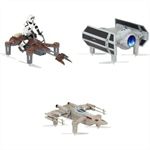 Deal of the Day: Stars Wars Quadcopters Fighting Kit