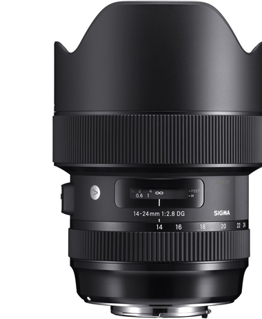TDP reviews the Sigma 14-24mm 2.8 DG ART