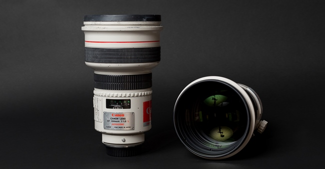 Lensrentals: Canon's Holy Grail – Using the Canon 200mm f/1.8 L USM