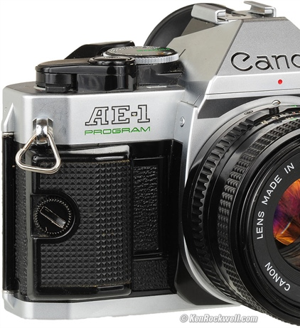 Amateur Photographer: Canon's A-Team