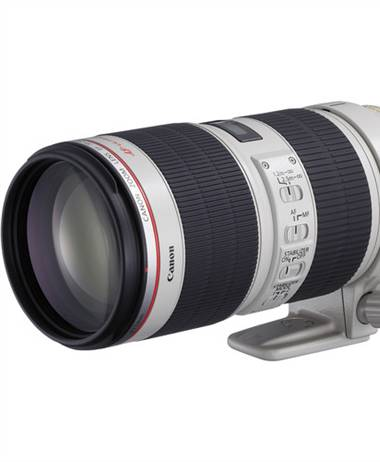 Canon 70-200's scheduled to be announced in June?