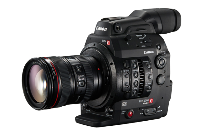 Rumor: The C300 Mark III is the next CINI Camera.