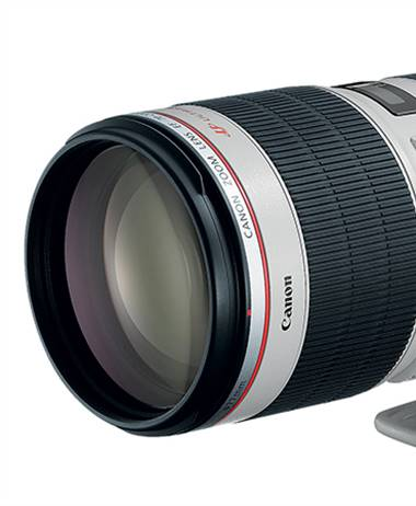 Rumor: Two new 70-200 lenses coming next week