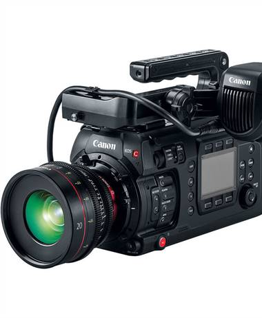 New Canon Full-Frame Cinema Camera to be Showcased at Cine Gear Expo 2018