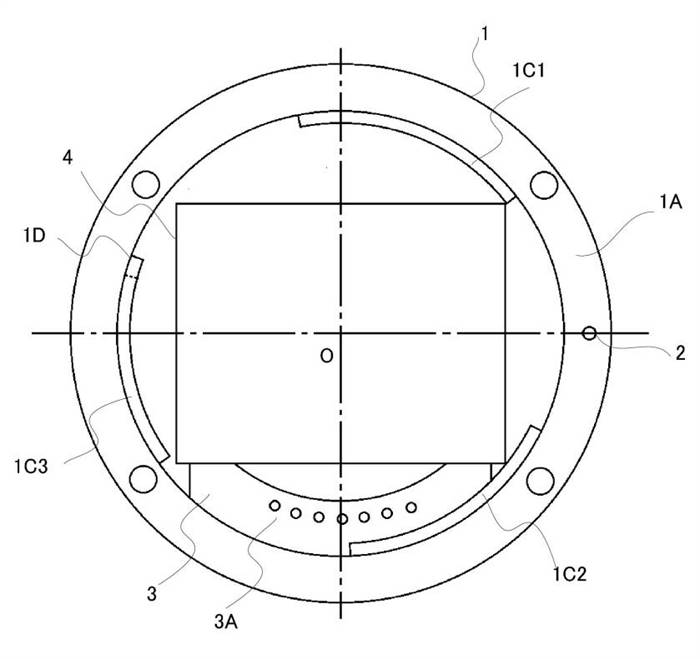 Canon Patent Application: The first sniff of a new mount for Canon?