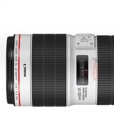 First image of the new Canon EF 70-200 2.8L IS III appears