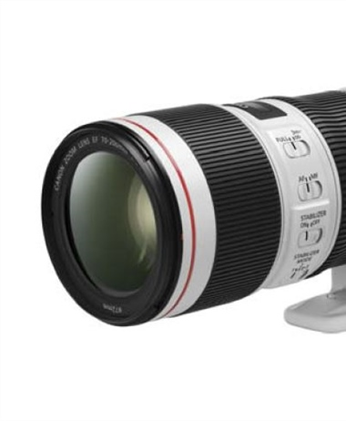 Updated Canon 70-200 F4 IS II image and specifications for both 70-200...