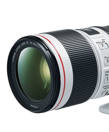 Canon officially announces the Canon EF 70-200 F4L IS II and the Canon...