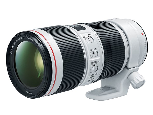 Pre-Orders for the new 70-200's