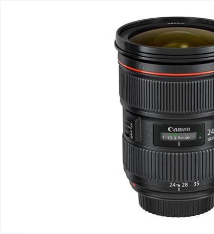 Canon registered new four lenses