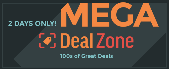 BHPhotoVideo Mega DealZone