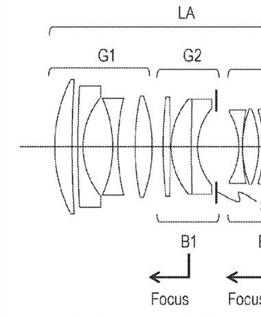 Canon patent application: Soft focus lenses