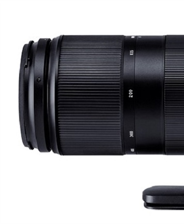 Tamron 100-400mm F/4.5-6.3 Di VC USD announced for Canon EF and Nikon F...