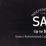 Independence day sale - up to $460 off select refurbished cameras,...