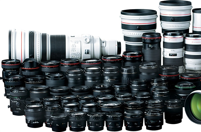 byThom's article on Canon versus Nikon Lens Production