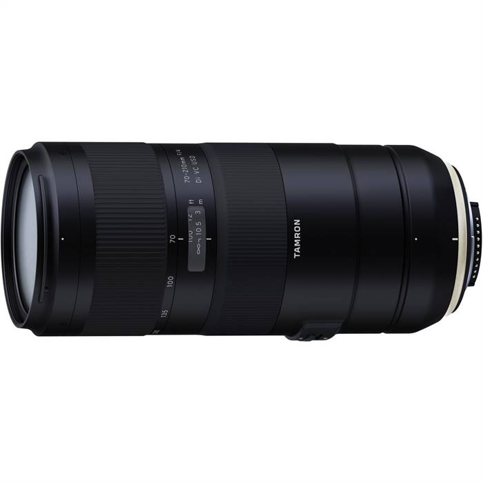 DPReview completes their Tamron 70-210mm F4 VC lens review