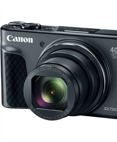 Canon set to announce the Powershot SX 740 HS shortly