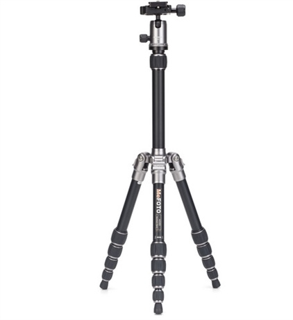 Deal of the Day: MeFOTO BackPacker Travel Tripod (Titanium)