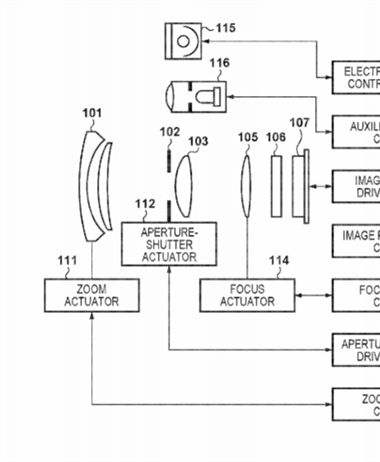 Canon Patent Application: Further refinement and precision from DPAF...