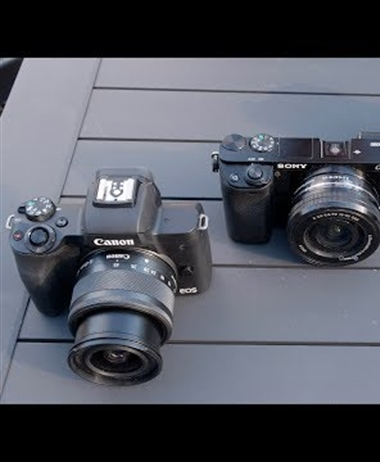 DPReviewTV: Entry-Level APS-C Mirrorless Cameras (Canon EOS M50, Sony...