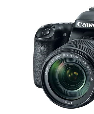 Trick or Treat: Great deals on Canon's 80D