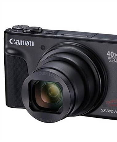Full specifications, release date and price of the Powershot SX 740HS