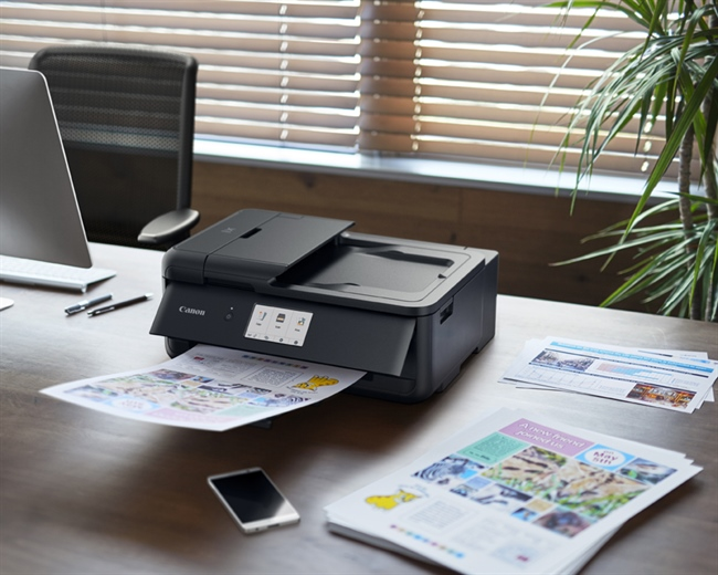 Calling All Multi-Taskers: Canon Introduces The Next Generation of Home Office Printers and Scanners