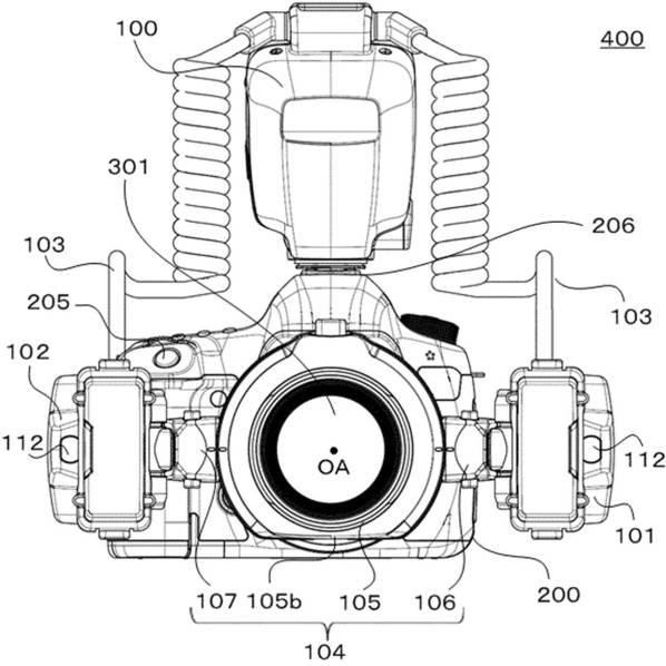 Canon Patent Application: Canon MT-26EX Flash Patent