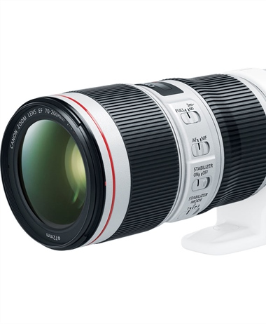 Lenrentals puts the Canon 70-200 F4L IS II through it's paces, and even...