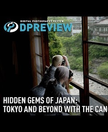 Hidden gems of Japan: Tokyo and beyond with the Canon EOS M50