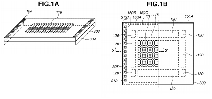 Canon Patent Application: More stacked sensor goodness
