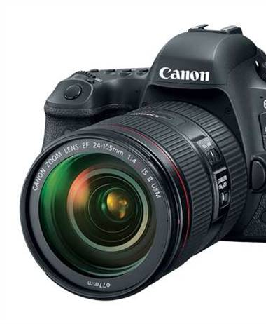 Canon tutorials for the 6D Mark II