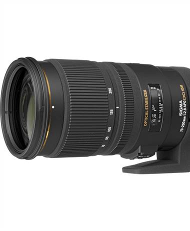 Deal of the Day: Sigma 70-200 2.8 with 1.4x teleconverter