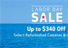 Canon USA Labor Day Sale