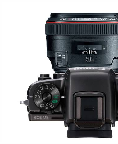 Canon full frame mirrorless to be called EOS-R?