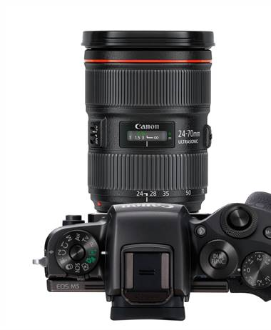Canon to announce a 24-70 F2.0 with the EOS R?