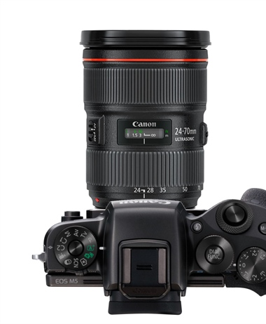 EOS R, RF, EF and EF-M lenses to be announced