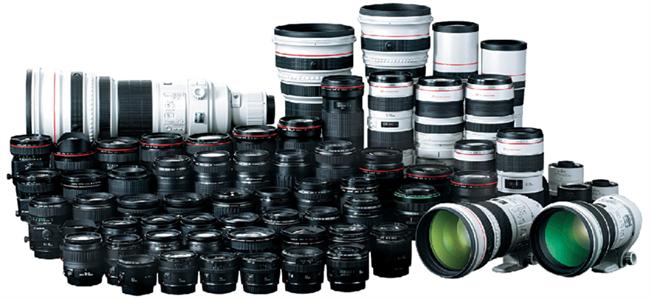 Bildergebnis für Canon lenses