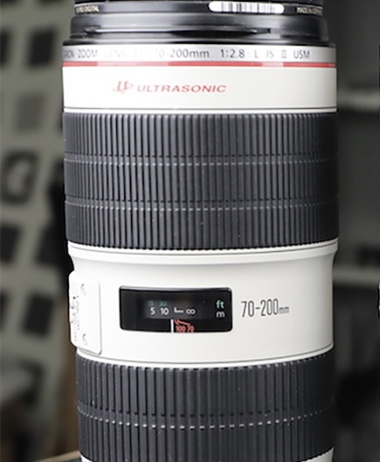 LensRentals takes apart the Canon 70-200 IS USM III