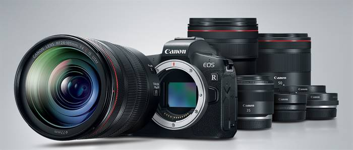 Canon unveils the EOS R and RF: Canon USA's official EOS R micro site