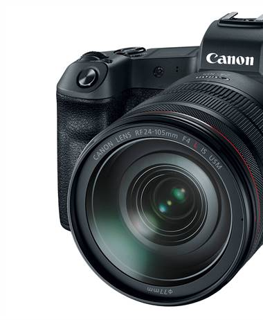 Canon unveils the EOS R and RF: Whitepaper and other articles at Canon USA
