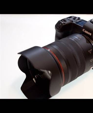 DPReview first impressions of the EOS R