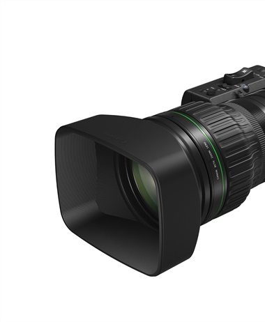 Canon Launches New 4K UHD Portable Zoom Broadcast Lenses