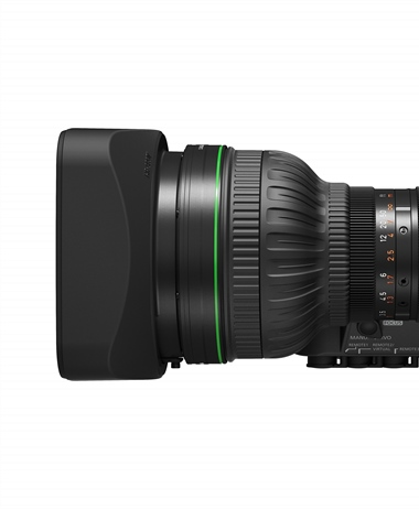 Canon Expands Lineup of Portable Zoom Lenses For 4K Broadcast Cameras...